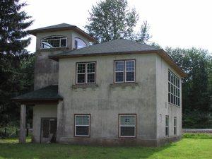 The old Copalis Crossing School